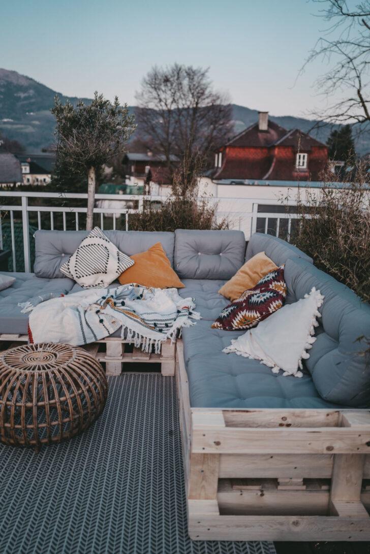 Medium Size of Couch Terrasse Paletten Fr Berries Passion Wohnzimmer Couch Terrasse