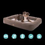 Hundebett Flocke 120 Cm Wohnzimmer Hundebett Flocke 120 Cm Bett Betten 120x200 Regal 20 Tief Mit Matratze Und Lattenrost Fenster 120x120 30 Breit 120x190 Liegehöhe 60 25 50 40 Esstisch 120x80