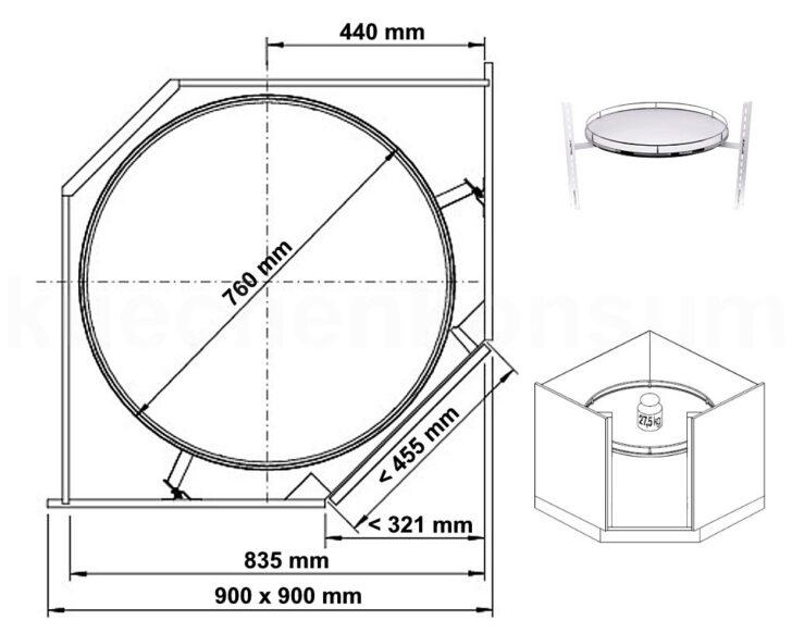 Medium Size of Küchen Eckschrank Rondell Regal Bad Küche Schlafzimmer Wohnzimmer Küchen Eckschrank Rondell