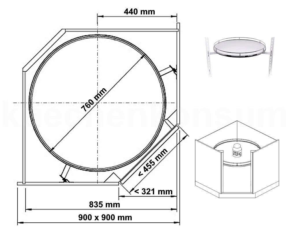 Full Size of Küchen Eckschrank Rondell Regal Bad Küche Schlafzimmer Wohnzimmer Küchen Eckschrank Rondell
