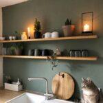 Wandfarben Für Küche Ideen Farbe Fr Deine Wnde Selber Planen Industrielook Laminat In Der Moderne Bilder Fürs Wohnzimmer Kleine Einrichten Grillplatte Wohnzimmer Wandfarben Für Küche