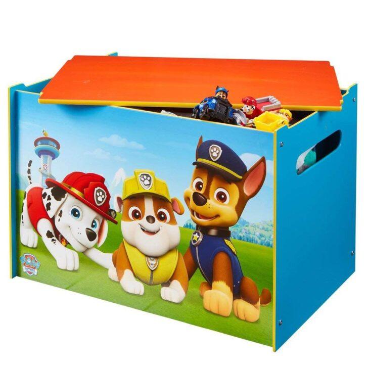 Medium Size of Aufbewahrungsbox Kinderzimmer Paw Patrol Spielzeugkiste Fr Aufbewahrungsbofr Das Garten Regale Regal Sofa Weiß Wohnzimmer Aufbewahrungsbox Kinderzimmer