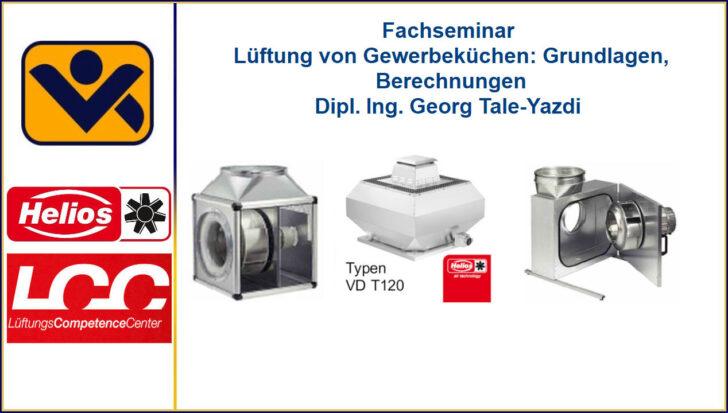 Medium Size of Fach Seminar Schulung Belftung Und Entlftungsanlagen Wohnzimmer Küchenabluft