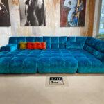 Freistil Ausstellungsstück Wohnzimmer Freistil Ausstellungsstück Bretz Ausstellungsstck Ocean 7 Ohne Zierkissen Sofa Bett Küche