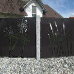 Tiko Metalldesign Regal Metall Weiß Bett 160x200 Mit Lattenrost Schlafzimmer Set Matratze Und Sichtschutzfolie Fenster Einseitig Durchsichtig Sichtschutz Im Wohnzimmer Sichtschutz Metall Rost