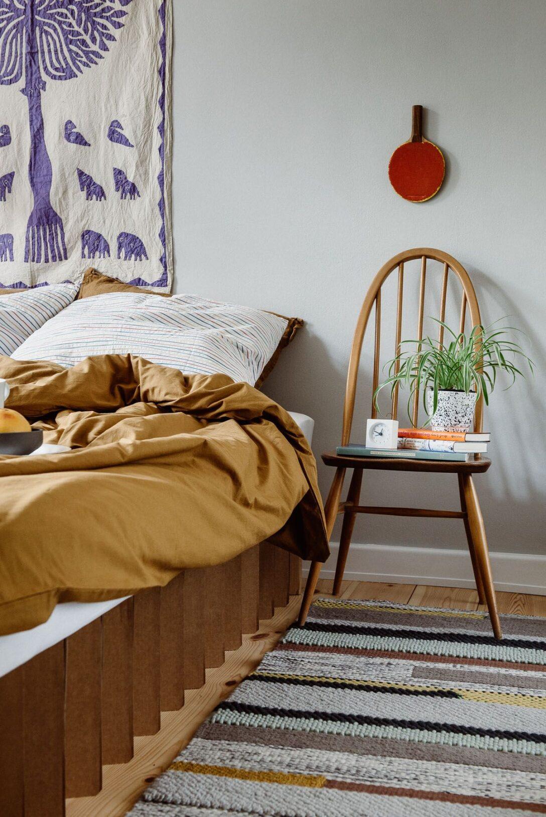 Large Size of Pappbett Ikea Das Bett Aus Recycelter Wellpappe Ist Stabil Küche Kaufen Betten Bei Miniküche 160x200 Modulküche Kosten Sofa Mit Schlaffunktion Wohnzimmer Pappbett Ikea