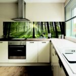 Anleitung Fachgerechte Befestigung Kchenrckwand Frag Mutti Wohnzimmer Küchenblende