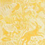 Tapeten Wohnzimmer Ideen 2020 Wohnzimmer Tapeten Wohnzimmer Ideen 2020 Eine Gelbe Tapete Im Schlaf Oder Wirkt Sehr Erfrischend Hängeleuchte Schlafzimmer Tischlampe Stehlampen Sofa Kleines Sessel