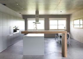 Küche Halbinsel