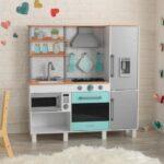 Thumbnail Size of Spielküche Gourmet Chef Spielkche Mit Ez Kraft Assembly Kidkraft 53421 Kinder Wohnzimmer Spielküche