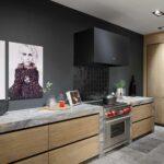 Holzküche Massivholzküche Vollholzküche Wohnzimmer Holzküche Auffrischen
