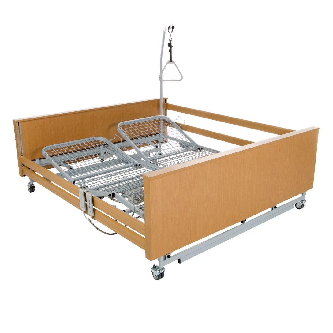 Large Size of Klappbares Doppelbett Bauen Bett Pflegedoppelbett Duo Online Kaufen Ausklappbares Wohnzimmer Klappbares Doppelbett