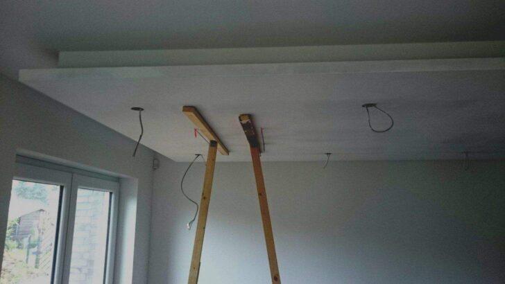 Medium Size of Indirekte Beleuchtung Decke Selber Bauen Led Wohnzimmer Machen Genial Einbauküche Tagesdecken Für Betten Bodengleiche Dusche Einbauen Deckenleuchten Bett Wohnzimmer Indirekte Beleuchtung Decke Selber Bauen
