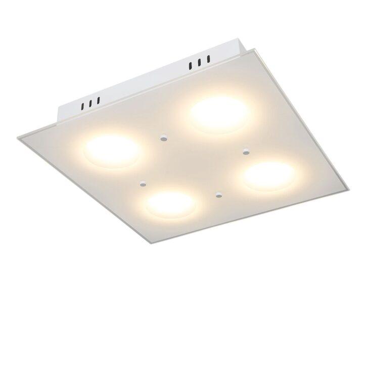 Medium Size of Led Deckenleuchte Kchenlampe 4 Flammig Deckenlampe Wei 230v Spot Garten Schlafzimmer Wohnzimmer Deckenleuchten Beleuchtung Bad Lampen Sofa Leder Küche Moderne Wohnzimmer Deckenleuchte Led