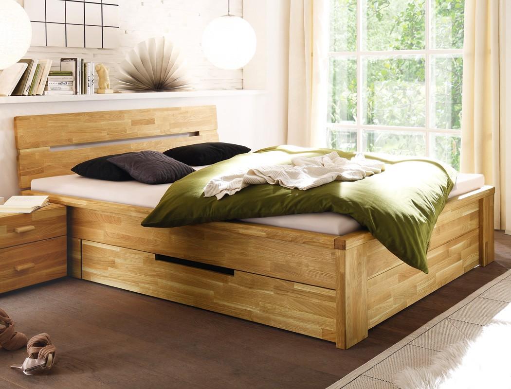 Full Size of Stauraumbett 200x200 Massivholzbett Caspar Wildeiche Gelt Bett Mit Bettkasten Komforthöhe Stauraum Weiß Betten Wohnzimmer Stauraumbett 200x200
