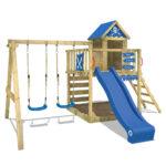 Spielturm Klein Wapity Kletterturm Aus Holz 9x9 Mit Dach Leiter Kleine Einbauküche Bett Kleinkind Küche L Form Einrichten Kleines Bad Renovieren Esstische Wohnzimmer Spielturm Klein