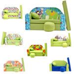 Sofas Sessel Mbel Wohnen Disney 2 In 1 Kindersessel Ausklappbares Bett Ausklappbar Wohnzimmer Couch Ausklappbar