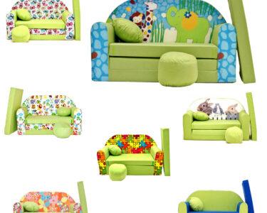 Couch Ausklappbar Wohnzimmer Sofas Sessel Mbel Wohnen Disney 2 In 1 Kindersessel Ausklappbares Bett Ausklappbar