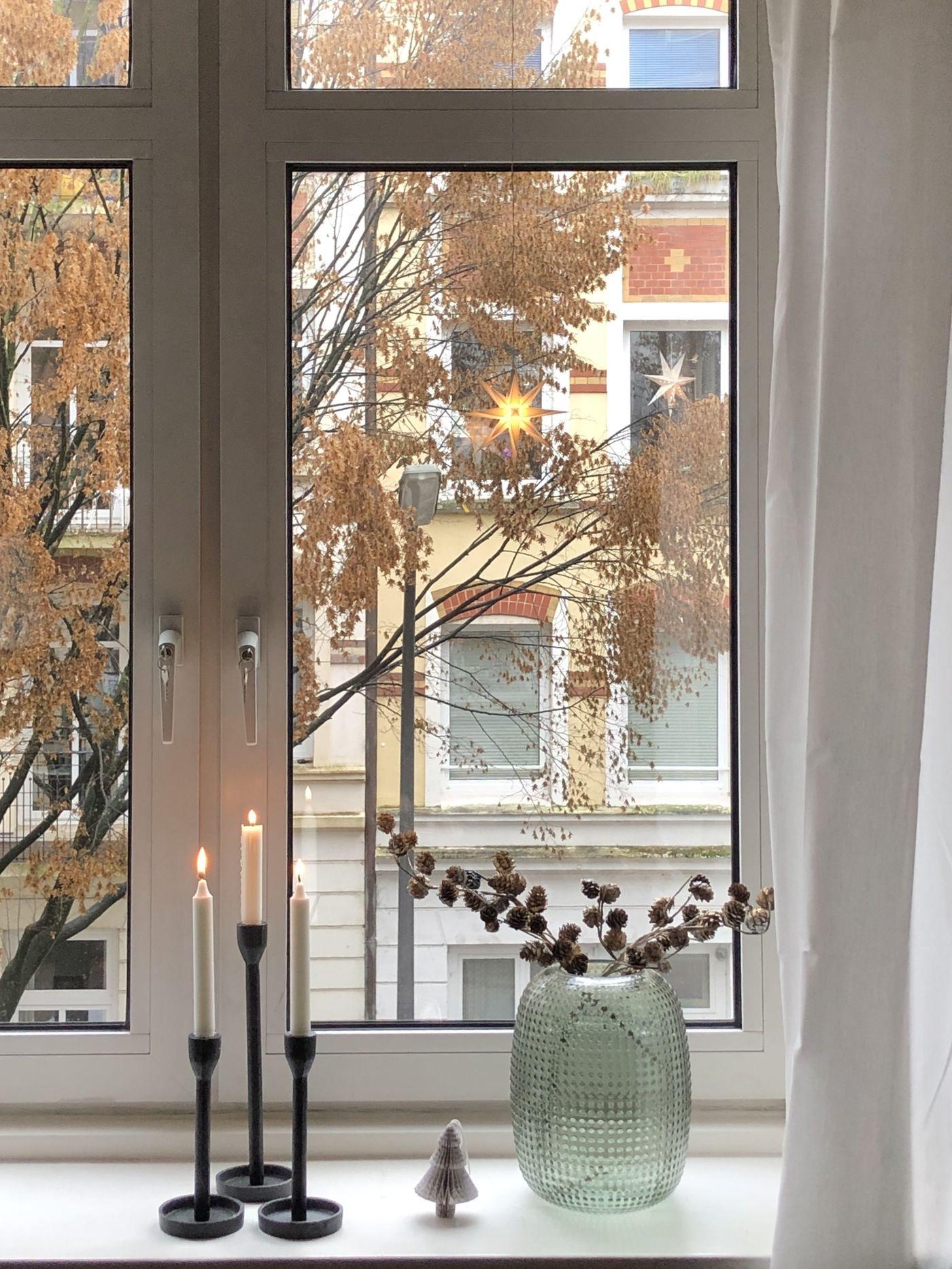 Full Size of Fensterdekoration Küche Fensterdeko Schne Ideen Zum Dekorieren Sonoma Eiche Büroküche Wasserhähne Wandregal Grau Hochglanz Fliesenspiegel Selber Machen Wohnzimmer Fensterdekoration Küche