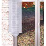 Gardinen Welt Online Shop Transparente Schiebegardine Kreis In Bad Vorhang Wohnzimmer Küche Wohnzimmer Vorhang Terrassentür