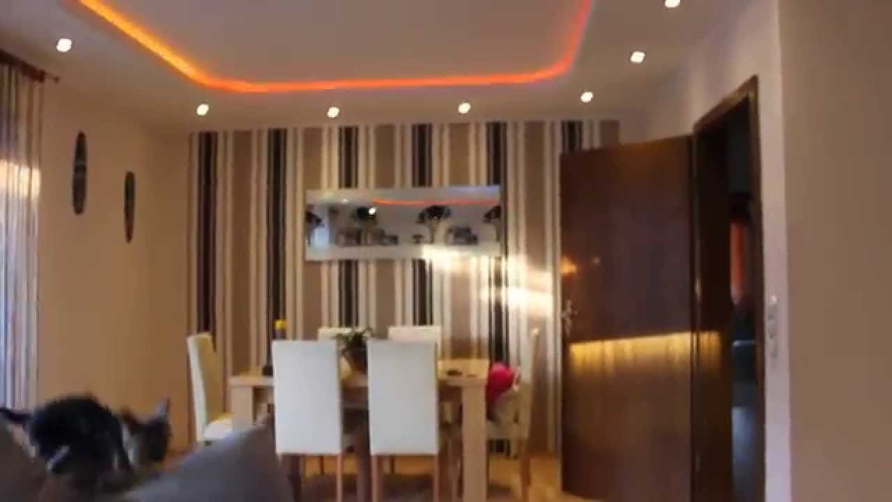 Full Size of Indirekte Beleuchtung Led Wohnzimmer Youtube Hängeleuchte Moderne Deckenleuchte Kamin Schrankwand Stehlampen Bilder Xxl Sessel Fürs Deckenlampen Wohnzimmer Deckenspots Wohnzimmer