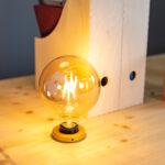 Holz Led Lampe Selber Bauen Einbauküche Esstisch Beleuchtung Wohnzimmer Leder Sofa Holzhaus Kind Garten Fliesen Holzoptik Bad Bodengleiche Dusche Wohnzimmer Holz Led Lampe Selber Bauen