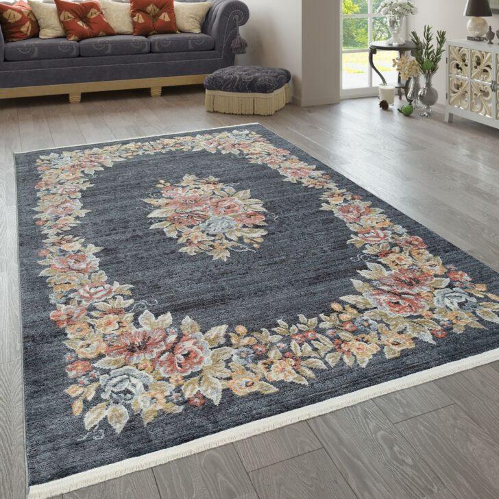 Medium Size of Teppich Wohnzimmer Modern Kurzflor Mehrfarbig Muster Floral Led Deckenleuchte Für Küche Schrank Deckenleuchten Fototapete Deko Tisch Modernes Bett Tischlampe Wohnzimmer Teppich Wohnzimmer Modern