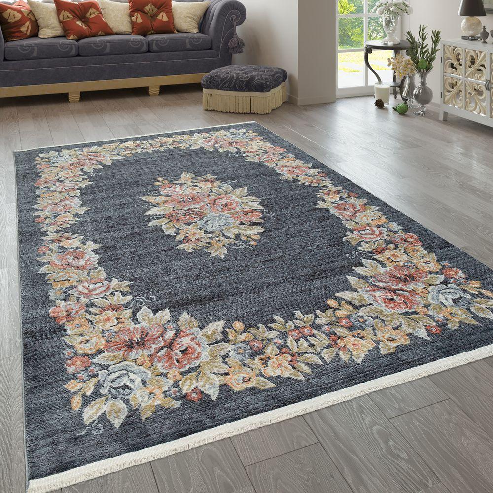 Full Size of Teppich Wohnzimmer Modern Kurzflor Mehrfarbig Muster Floral Led Deckenleuchte Für Küche Schrank Deckenleuchten Fototapete Deko Tisch Modernes Bett Tischlampe Wohnzimmer Teppich Wohnzimmer Modern