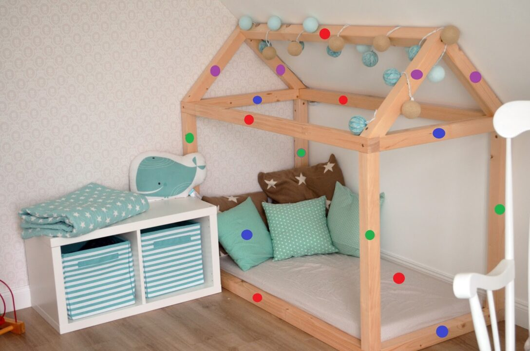 Large Size of Kinderbett Diy Selber Bauen Detaillierte Bauanleitung Kuschelhaus Wohnzimmer Kinderbett Diy