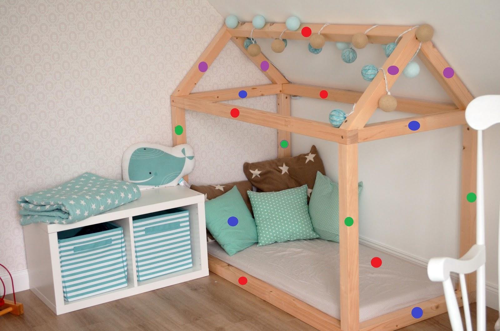 Full Size of Kinderbett Diy Selber Bauen Detaillierte Bauanleitung Kuschelhaus Wohnzimmer Kinderbett Diy