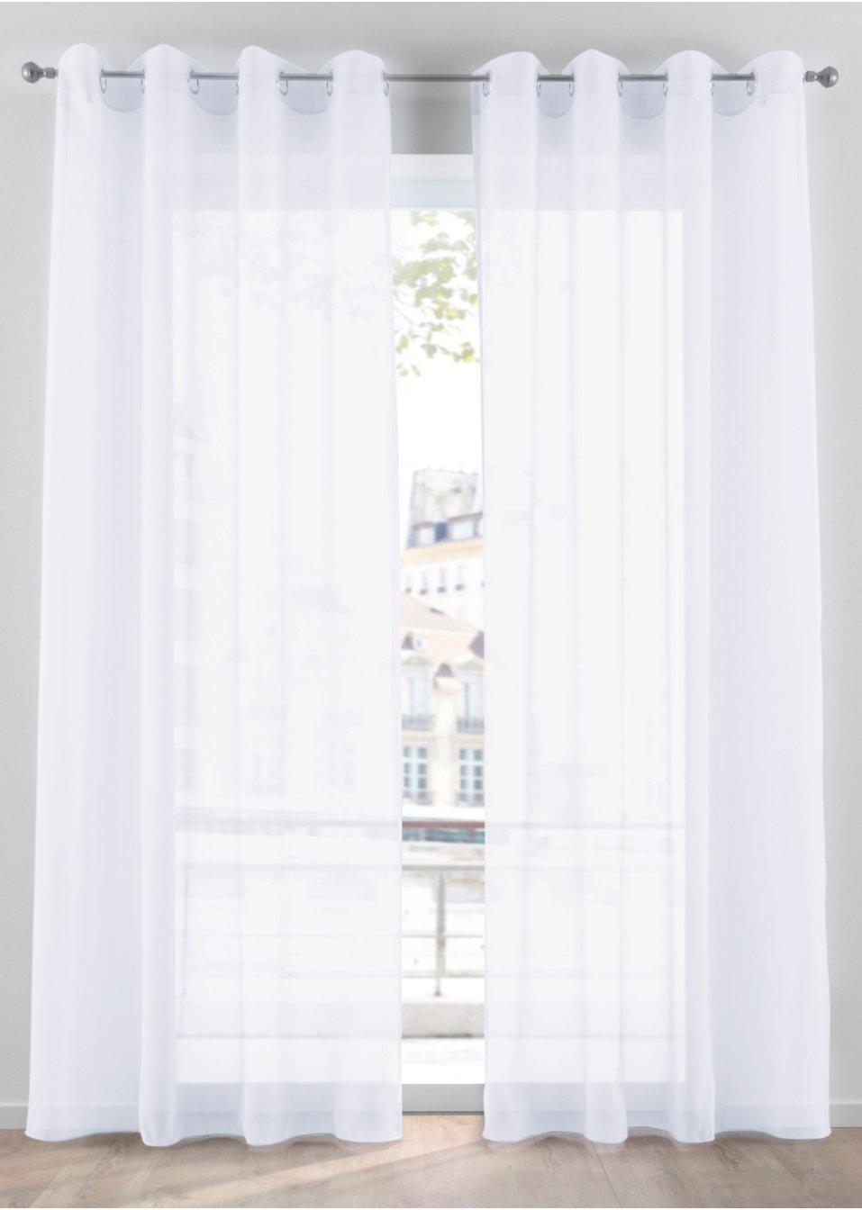 Full Size of Küchenfenster Gardine Schlichte Fensterdekoration In Vielen Trendfarben Wei Gardinen Für Wohnzimmer Schlafzimmer Scheibengardinen Küche Die Fenster Wohnzimmer Küchenfenster Gardine