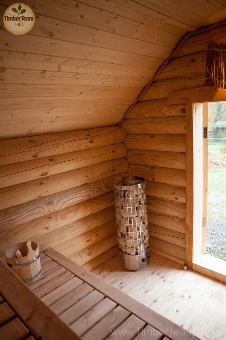 Medium Size of Gartensauna Bausatz Russische Sauna Kaufen Banja Blockhaus Rundstamm Wohnzimmer Gartensauna Bausatz
