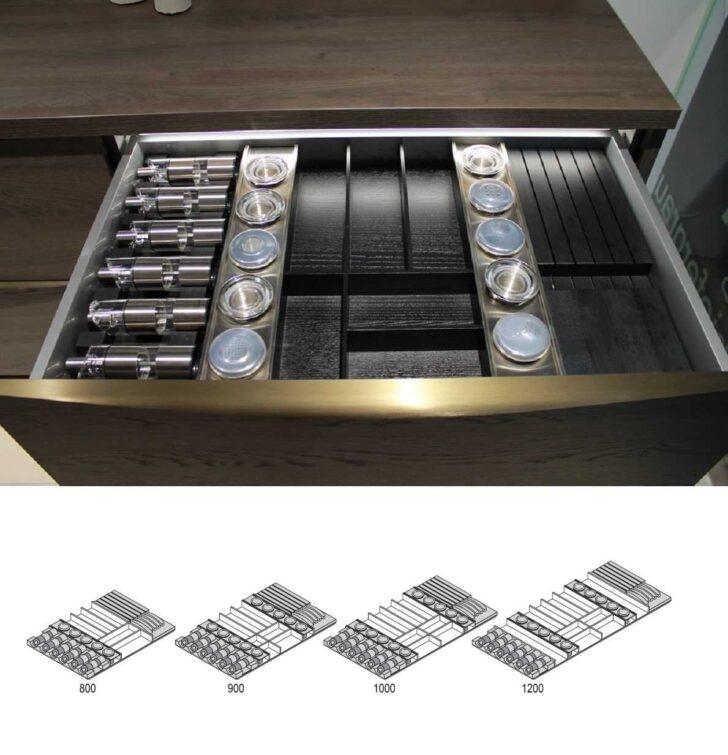 Medium Size of Nobilia Besteckeinsatz Trend 120 80 Holz 100 60 Cm 90 Variabel Mit Einsatz Esche Schwarz Gebeizt Küche Einbauküche Wohnzimmer Nobilia Besteckeinsatz