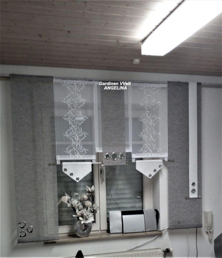 Medium Size of Moderne Schiebegardinen Gardinen Modern Komplettküche Wandfliesen Küche Fenster Planen Eckschrank Handtuchhalter Müllschrank Singleküche Kleiner Tisch Mit Wohnzimmer Moderne Küche Gardinen 2020