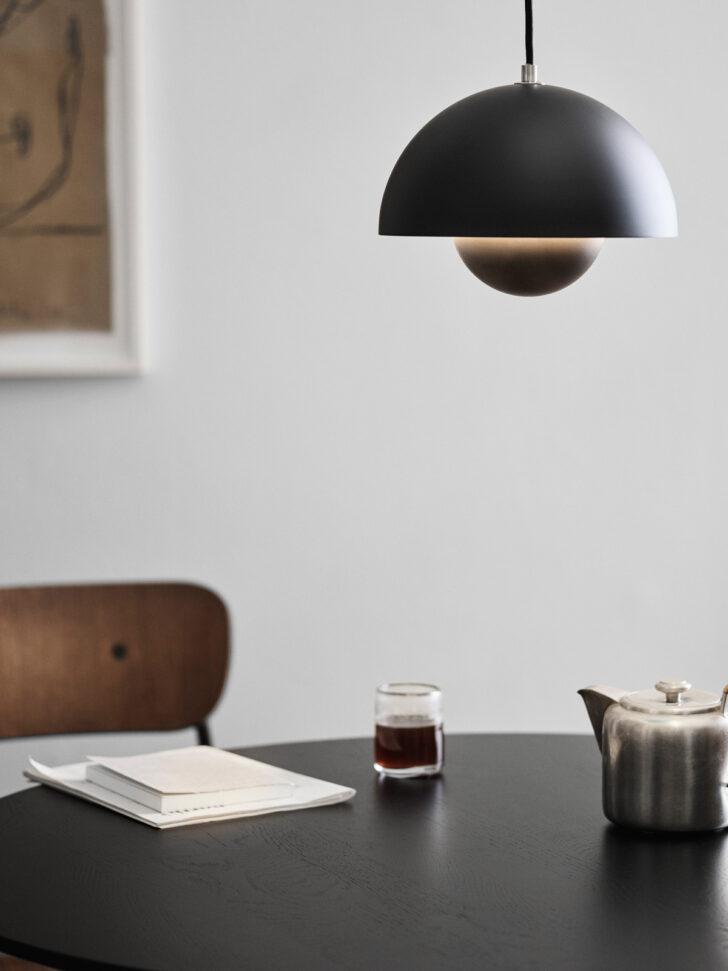 Medium Size of Deckenlampe Skandinavisch Flowerpot Vp7 Designortcom Deckenlampen Wohnzimmer Schlafzimmer Esstisch Für Bett Bad Küche Modern Wohnzimmer Deckenlampe Skandinavisch