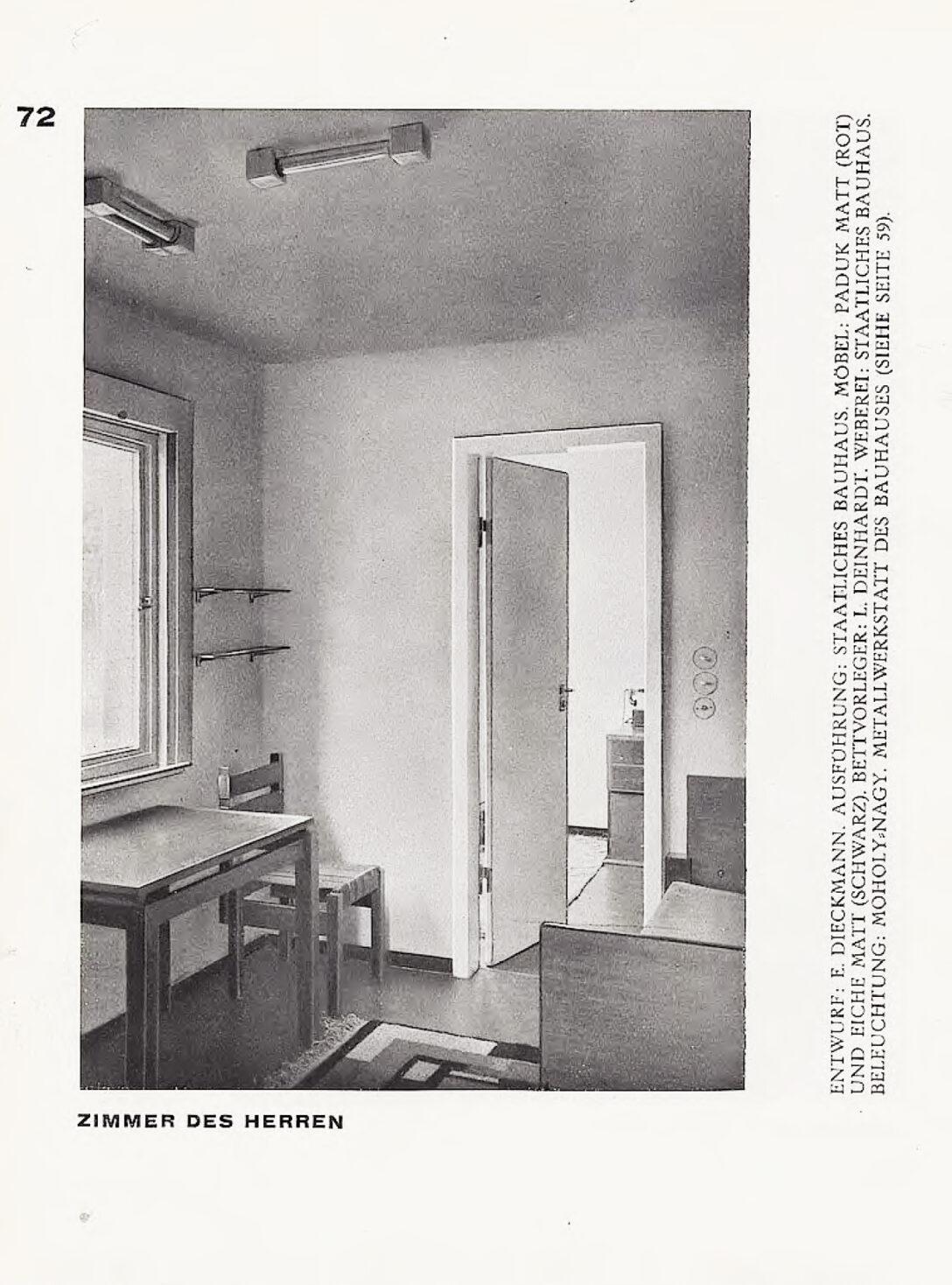 Large Size of Bauhausbuch 03 Meyer Das Versuchshaus Heizkörper Für Bad Elektroheizkörper Bauhaus Fenster Badezimmer Wohnzimmer Wohnzimmer Heizkörper Bauhaus