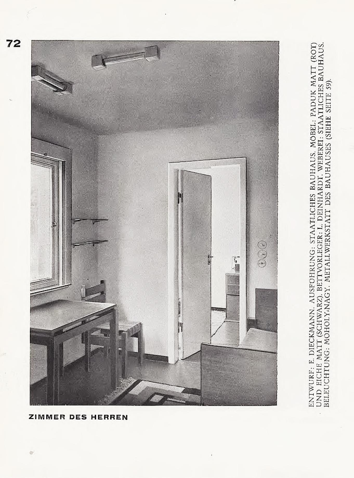 Full Size of Bauhausbuch 03 Meyer Das Versuchshaus Heizkörper Für Bad Elektroheizkörper Bauhaus Fenster Badezimmer Wohnzimmer Wohnzimmer Heizkörper Bauhaus
