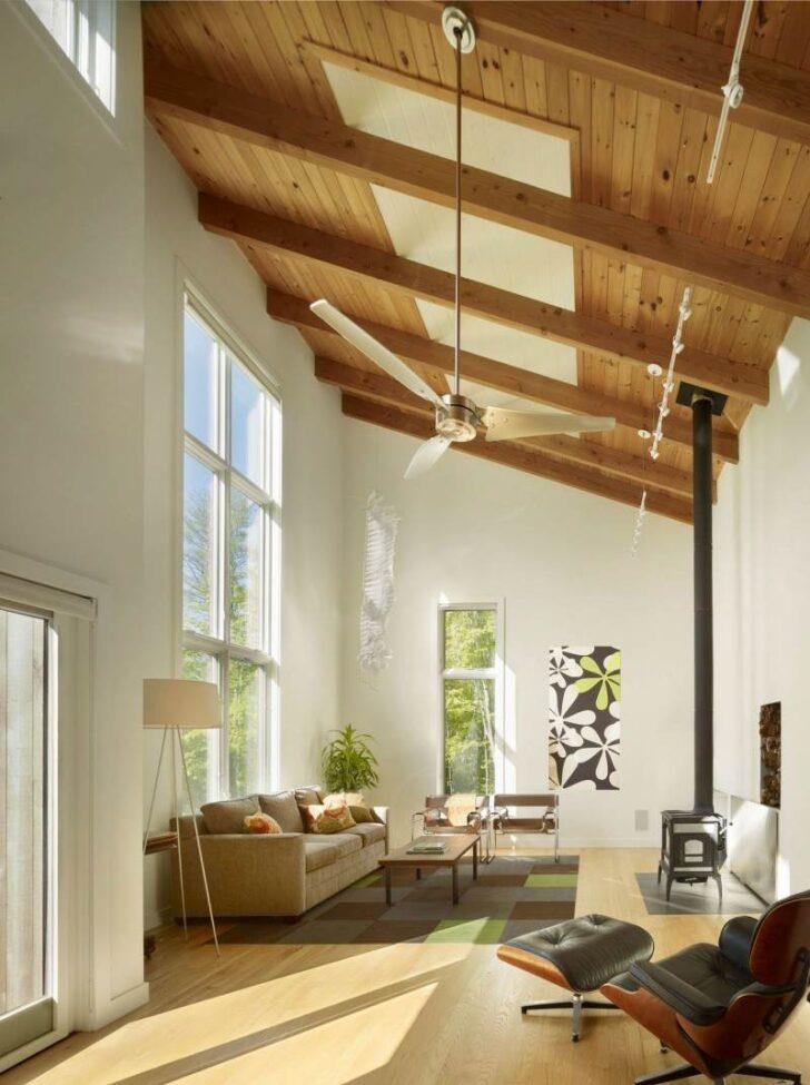 Medium Size of Holzdecke Gestalten 40 Ideen Im Modernen Landhausstil Deckenleuchte Wohnzimmer Deckenlampen Für Decke Bad Led Deckenleuchten Küche Schlafzimmer Deckenlampe Wohnzimmer Decke Gestalten