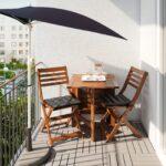 Bramsn Flis Sonnenschirm Mit Stnder Schwarz Ikea Miniküche Küche Kaufen Sofa Schlaffunktion Paravent Garten Modulküche Betten 160x200 Kosten Bei Wohnzimmer Paravent Balkon Ikea