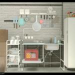 Sunnersta Ikea Wohnzimmer Sunnersta Ikea Heres A Kitchen Set I Threw Together Betten 160x200 Sofa Mit Schlaffunktion Küche Kosten Miniküche Modulküche Kaufen Bei