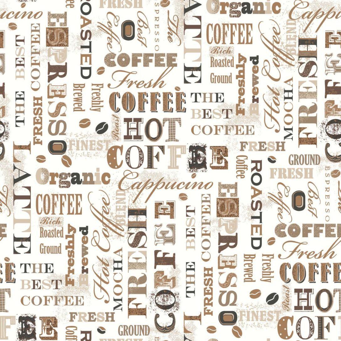Large Size of Tapete Küche Kaffee Nobilia Salamander Doppel Mülleimer Ikea Miniküche Hochglanz Grau Niederdruck Armatur Tapeten Für Laminat Wandverkleidung Bartisch Wohnzimmer Tapete Küche Kaffee