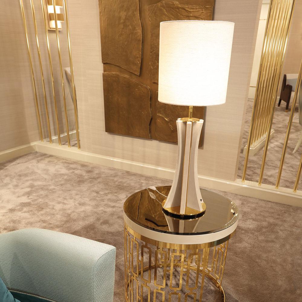 Full Size of Wohnzimmer Tischlampe Tiunique Redeco Modern Metall Deckenleuchten Vinylboden Wandtattoos Beleuchtung Wandtattoo Stehlampe Kommode Heizkörper Vorhänge Decke Wohnzimmer Wohnzimmer Tischlampe