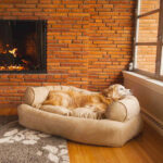 Smart Big Sofa Nadja Beige   Flachgewebe Im Kolonialstil Snoozer Overstuffed Luxury Dog Microsuede Fabric Großes Flexform Weiß Büffelleder Weißes Barock Wohnzimmer Big Sofa Nadja