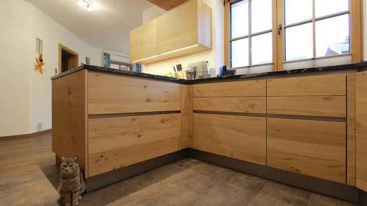Medium Size of Holzkchen Alles Was Sie Ber Wissen Sollten Deckenleuchte Schlafzimmer Modern Küche Holz Bett Design Wohnzimmer Bilder Moderne Esstisch Modernes Sofa Wohnzimmer Massivholzküche Modern