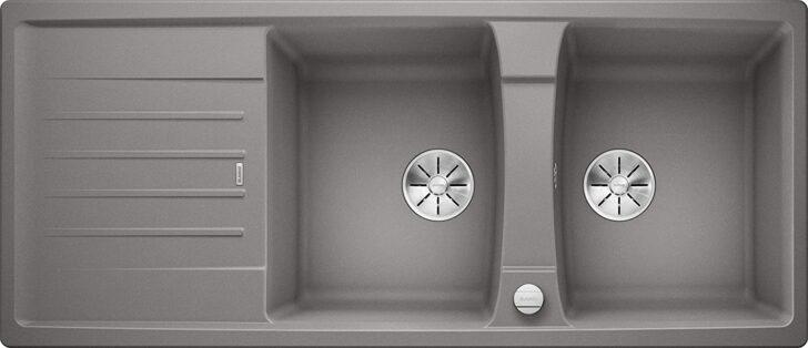 Medium Size of Küchenspüle Mit Unterschrank Alumetallic Blanco 524972 Lexa 8 S Kchensple 80 Cm Bad Spiegelschrank Beleuchtung Einbauküche E Geräten Bett Schubladen Wohnzimmer Küchenspüle Mit Unterschrank