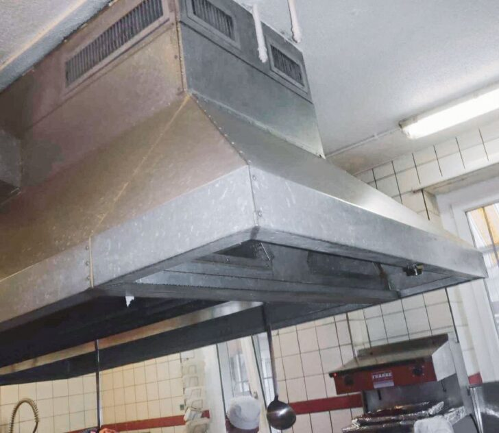 Medium Size of Küchenabluft Integrierte Wrmerckgewinnung In Kchenabluft Wohnzimmer Küchenabluft