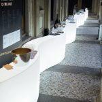Outdoor Theke Thekentisch Bauen Mieten Kaufen Holz Thekenstuhl Slide Snack Bar Leuchtende Moderne Hausbar Küche Apothekerschrank U Form Mit Edelstahl Wohnzimmer Outdoor Theke