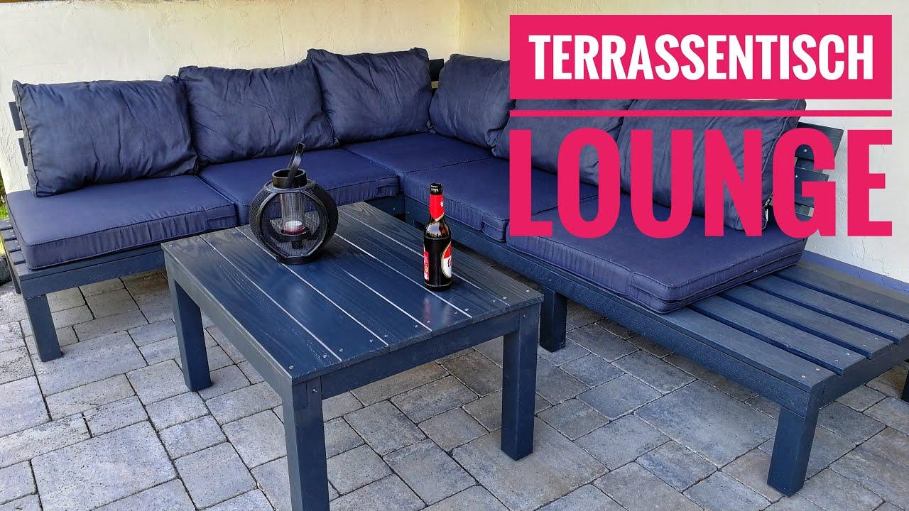 Full Size of Holztisch Fr Terrassenlounge Und Sgehilfe Bauen Youtube Fenster Einbauen Einbauküche Selber Lounge Sessel Garten Bodengleiche Dusche Nachträglich Sofa Wohnzimmer Terrasse Lounge Selber Bauen