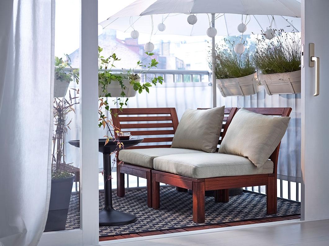 Full Size of Balkon Umgestalten Diese 6 Dinge Musst Du Beachten Betten Bei Ikea Garten Paravent Küche Kaufen 160x200 Kosten Miniküche Modulküche Sofa Mit Schlaffunktion Wohnzimmer Paravent Balkon Ikea