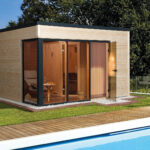 Designsauna Mehr Als 200 Angebote Wohnzimmer Außensauna Wandaufbau